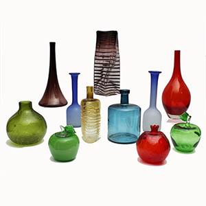 Persian Glassware 2