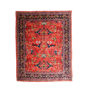 Fine Persian Bidjar Rug with Veg dye .