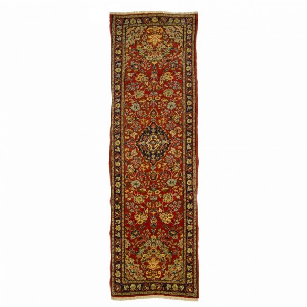 Persian Rooadbar Runner with soft floral heads