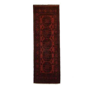 Afghan Khal mohammadi Dark red wool.