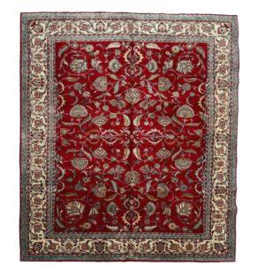 Fine Allover Persian Tabriz Carpet
