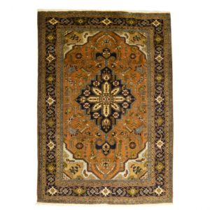 Persian Heriz Rug.