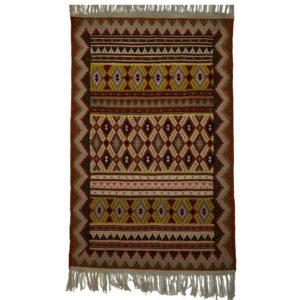 Persian Kerman Kilim Rug