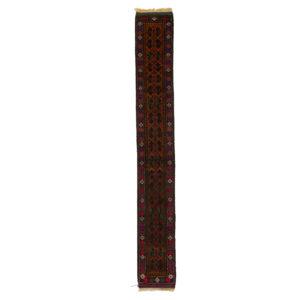 Persian Bluch long very narrow runner