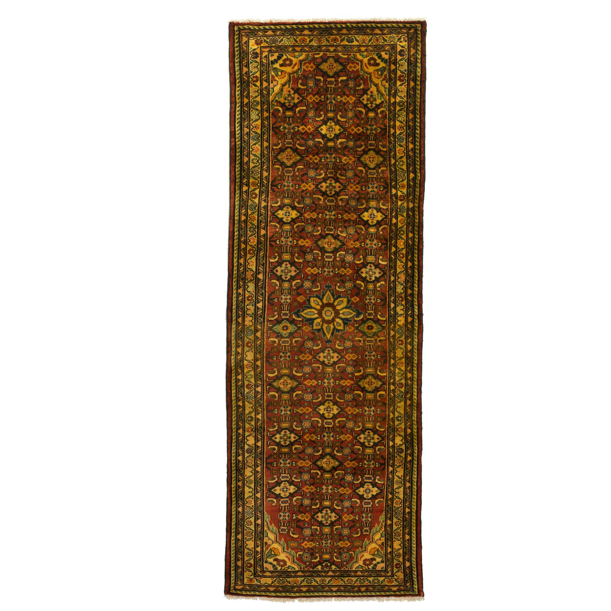 Persian Carpet Fish Design