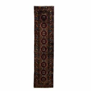 Persian Bluch runner with small motif.