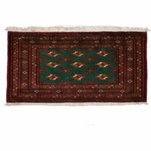 Persian Bluch Rug with touch of Dark Green
