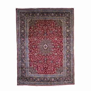 Persian Kashmar Red floral Carpet