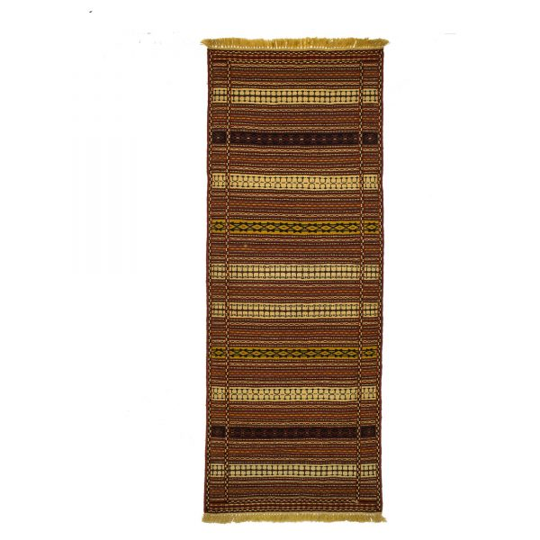 Persian Turkoman Kilim Runner