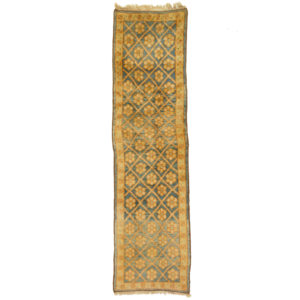 Turkish Kars Runner with allover motif