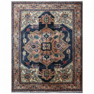 Persian Square Ardabil carpet